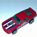 Hot Wheels 2015 Marvel  Captain America 70' Ford Mustang Mach 1  loose